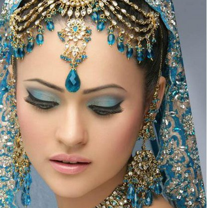 Traditional Indian Wedding Look