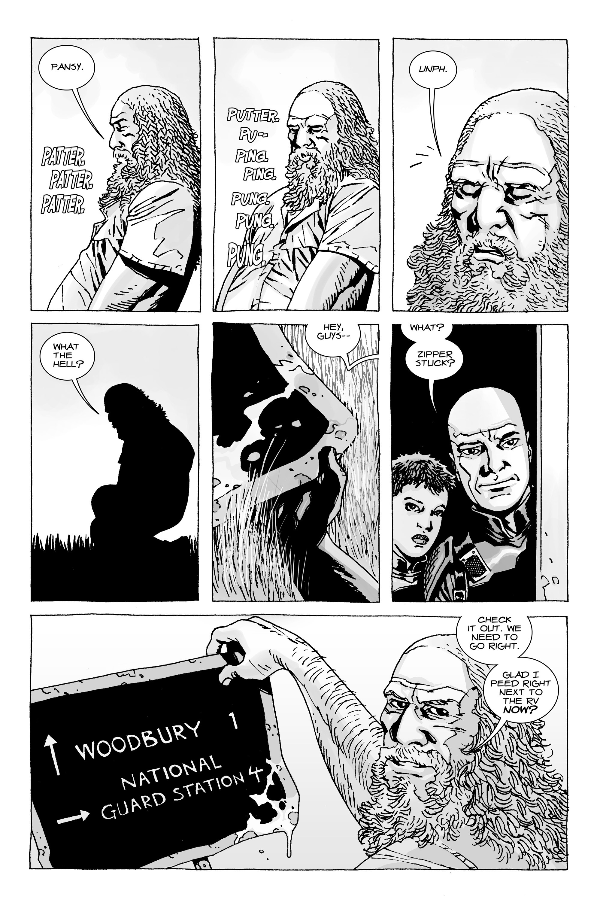 The Walking Dead 38 Page 11