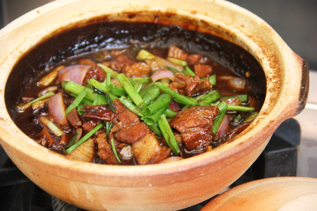 Pork roast in clay pot recipes