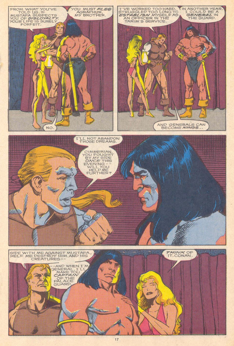 Conan the Barbarian (1970) Issue #228 #240 - English 14