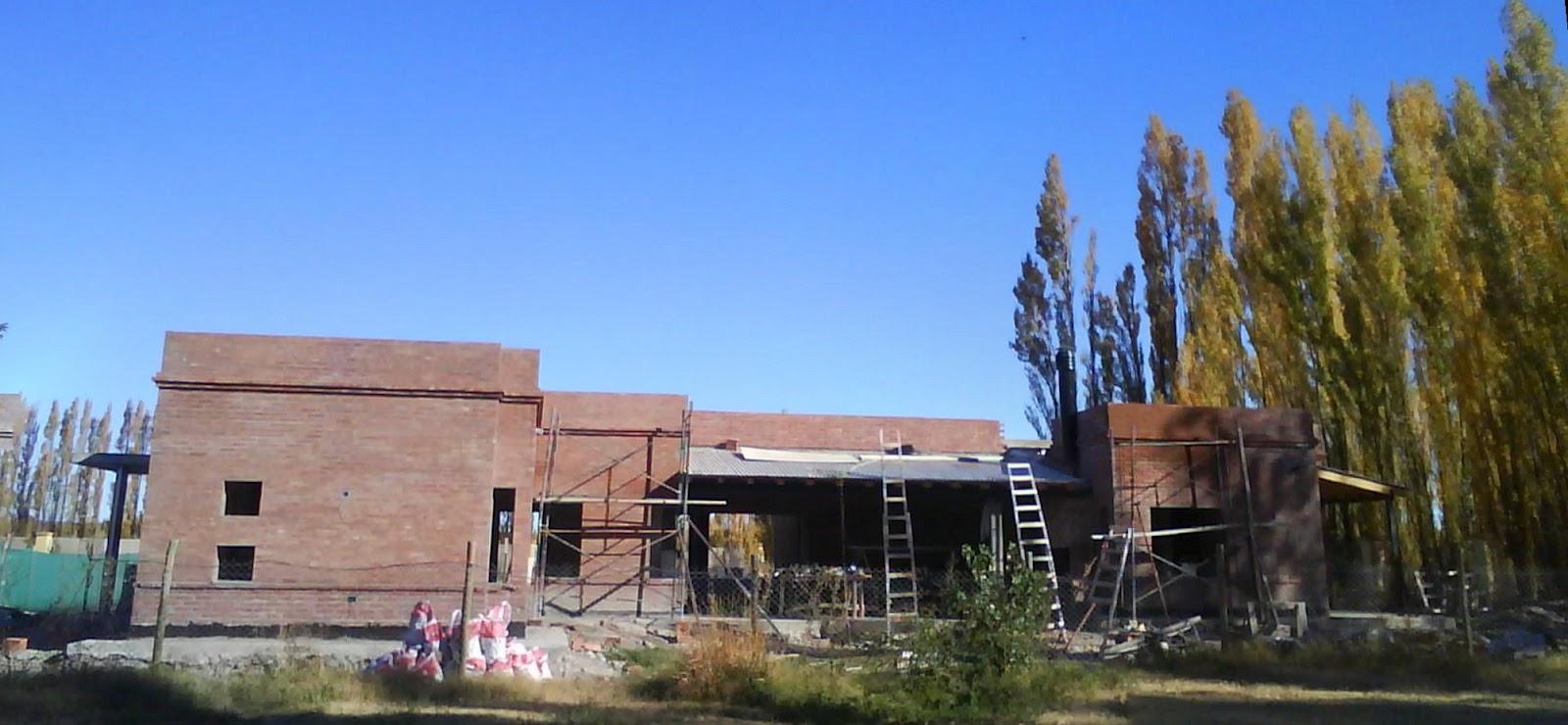 Moya arquitectura construccion casa de campo for Construccion casas de campo