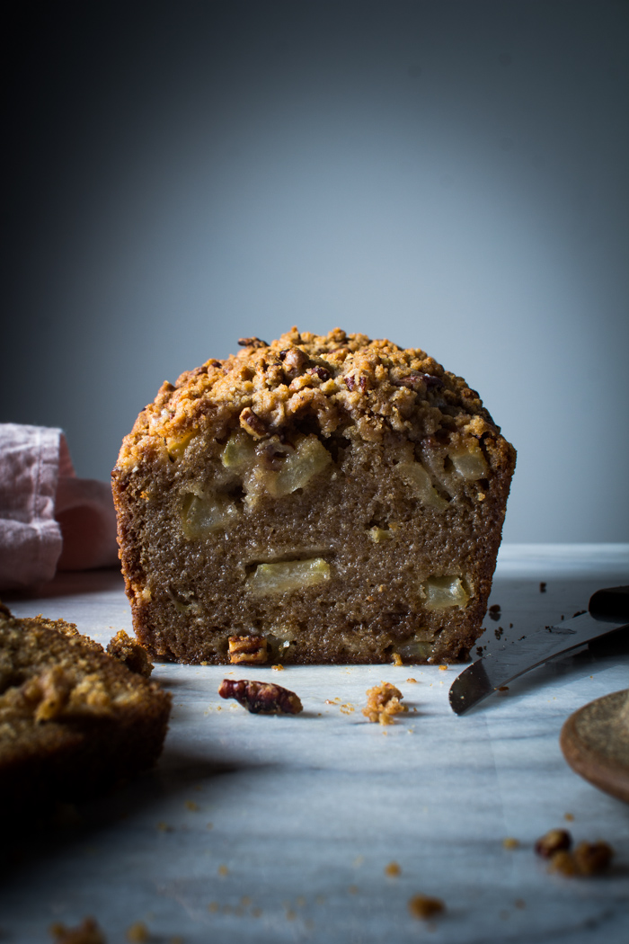 Buttery Apple Loaf Cake forecast