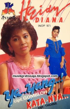 Heidy Diana - Ya..Yang ( Full album 1987 )