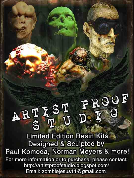 ARTIST PROOF STUDIO KITS
