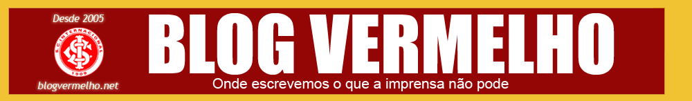 Sport Club Internacional - Blog Vermelho