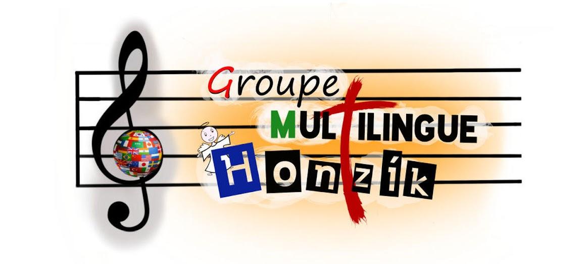 GROUPE MULTILINGUE HONZÍK DE MUSICIENS ET CHANTEURS