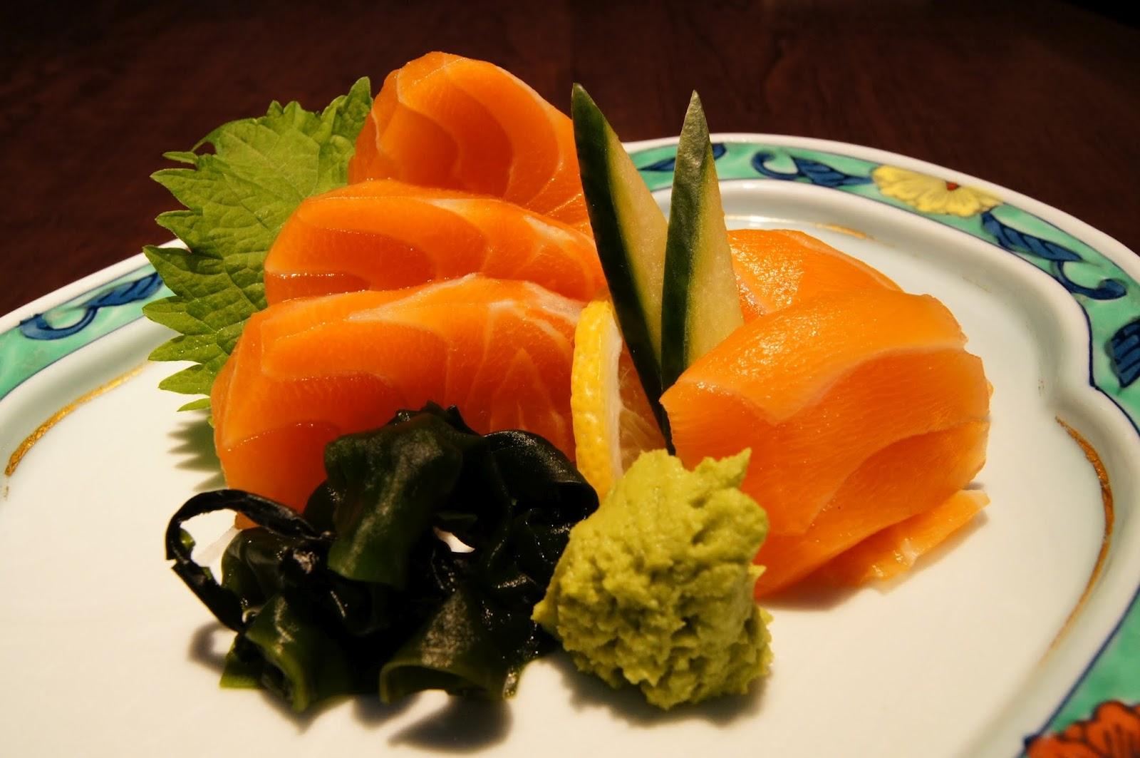 Mashed thoughts aki sushi restaurant for Aki japanese cuisine