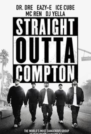 Ban Nhạc Rap Huyền Thoại - Straight Outta Compton (2015)