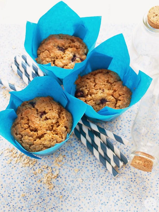 6 recetas de muffins deliciosos