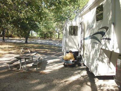 Truman Lake, Sparrowfoot Campground