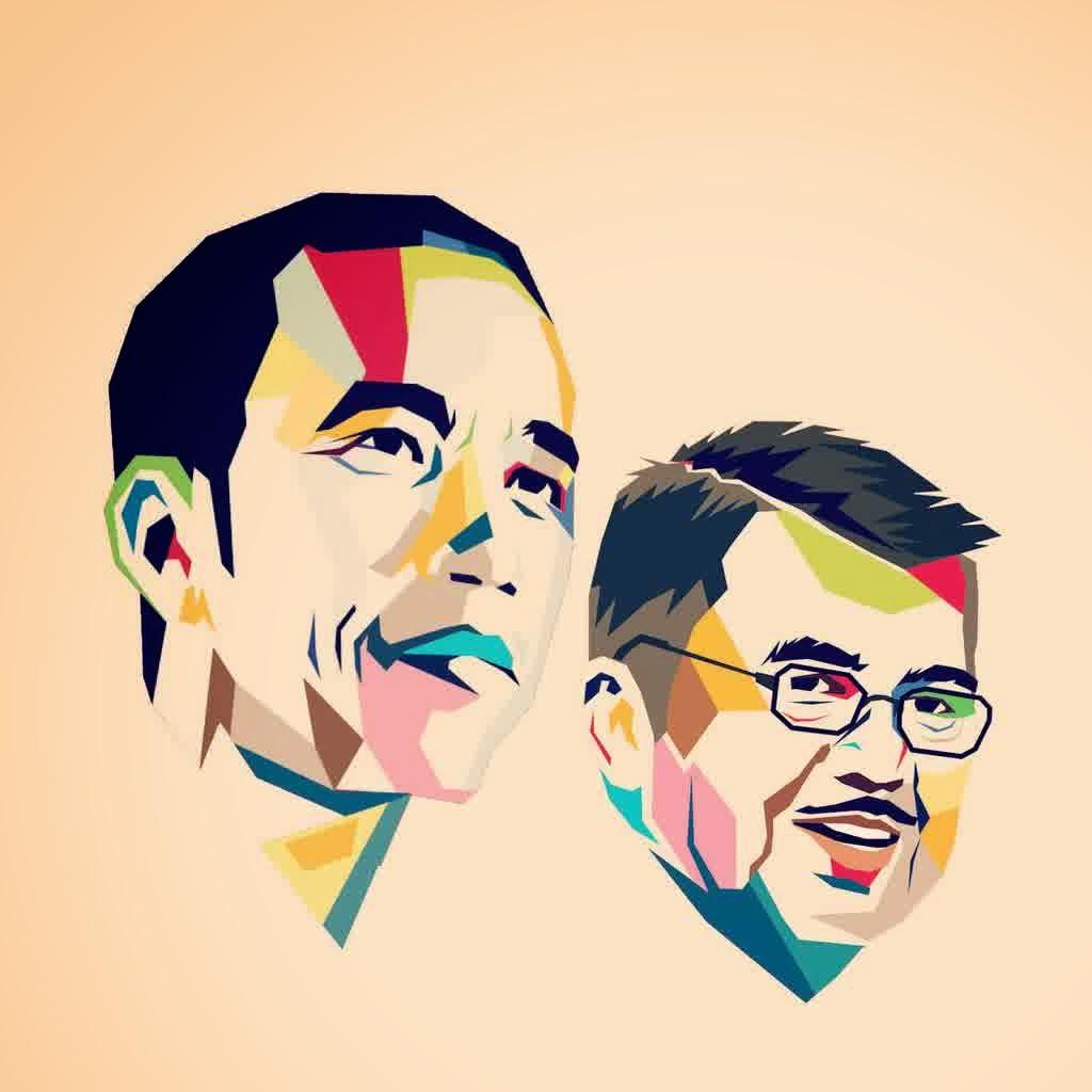 Catatan Janji Jokowi - JK