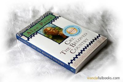 Cry The Beloved Country Paperback Cover
