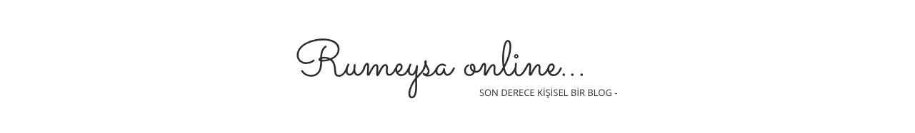 Rumeysa online