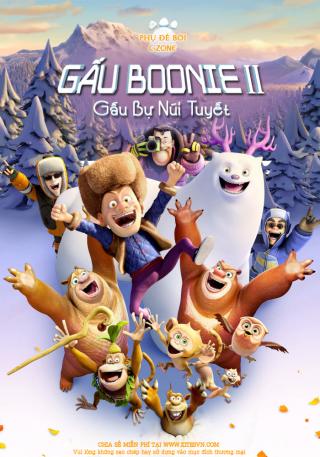 Gấu Boonie 2: Gấu Bự Núi Tuyết - Boonie Bears: Mystical Winter