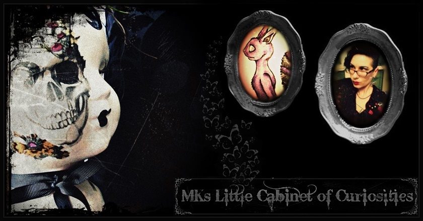 MKs Little Cabinet of Curiosities