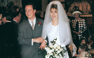 David Cameron wedding
