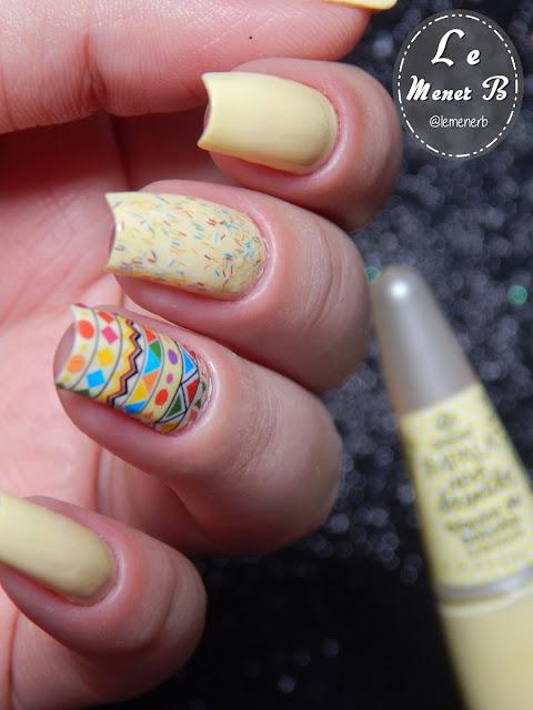 etnic nail art