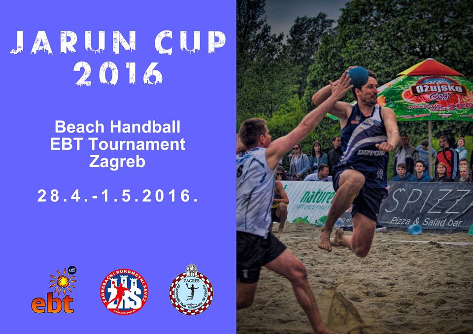 Jarun Cup 2016: Πάσχα με Beach Handball στο Ζάγκρεμπ ...