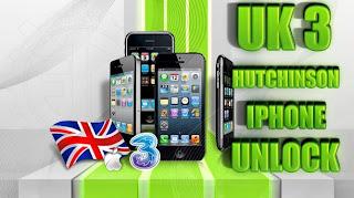 Unlock iPhone from UK