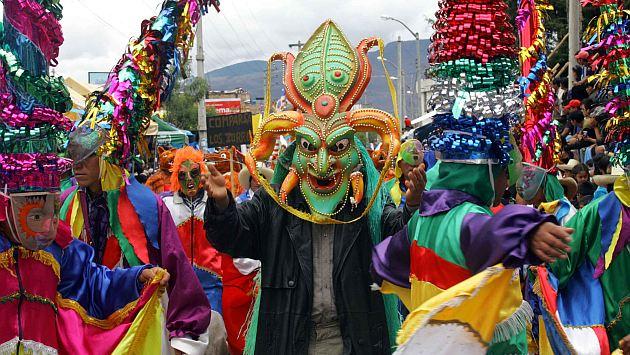 EVENTOS. Perú profundo celebra carnavales con danzas ...