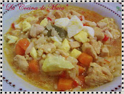 Arroz Caldoso c/ Verduras y Pollo