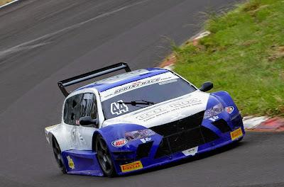 #44 Líder categoria GP, Kau Machad