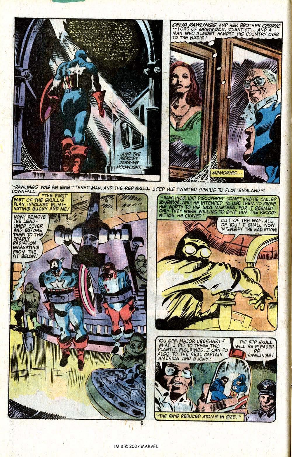 Captain America (1968) Issue #256 #171 - English 8