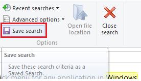 Cách xóa bỏ lịch sử tìm kiếm trên Windows