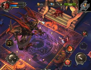 Dungeon Hunter 4 MOD APK + DATA