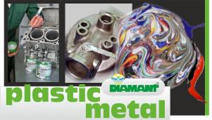 Plasticmetal – điền các lỗ rỗ khí bề mặt
