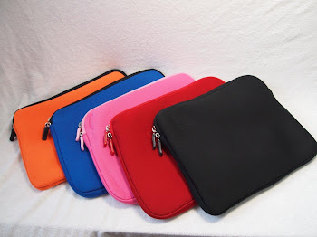 CENTRUM LINK - iPAD NEOPRENE CASING - FG-124