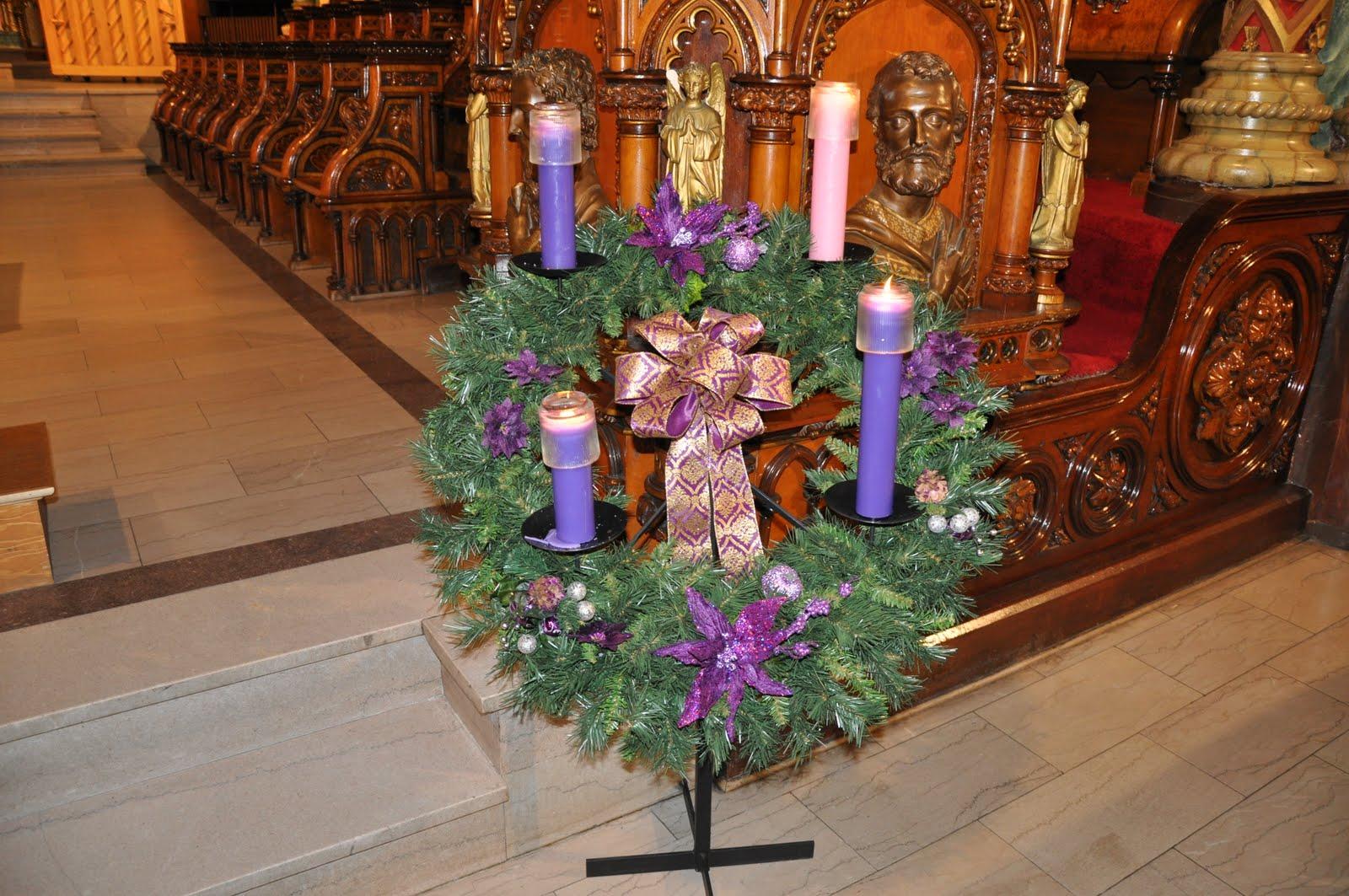Orbis Catholicus Secundus: Catholic Culture: Advent Wreath
