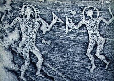 """Los """"antiguos astronautas"""", similitudes y coincidencias entre civilizaciones"""