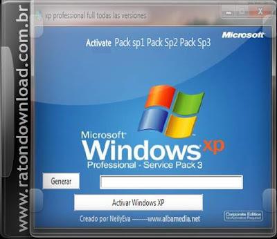 windows xp professional service pack 2 product key generator