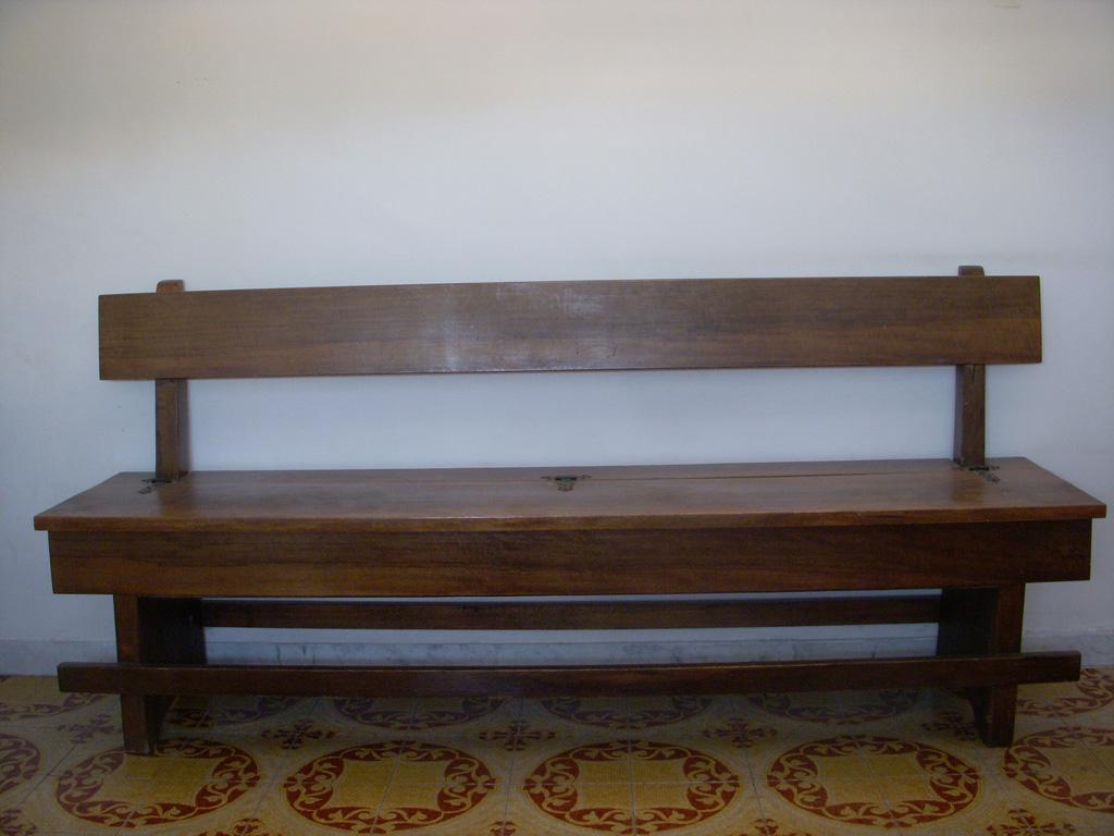 Panche mobili stile rustico for Stile rustico
