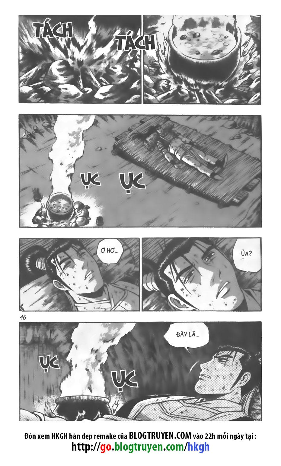 Hiệp Khách Giang Hồ chap 272 page 21 - IZTruyenTranh.com