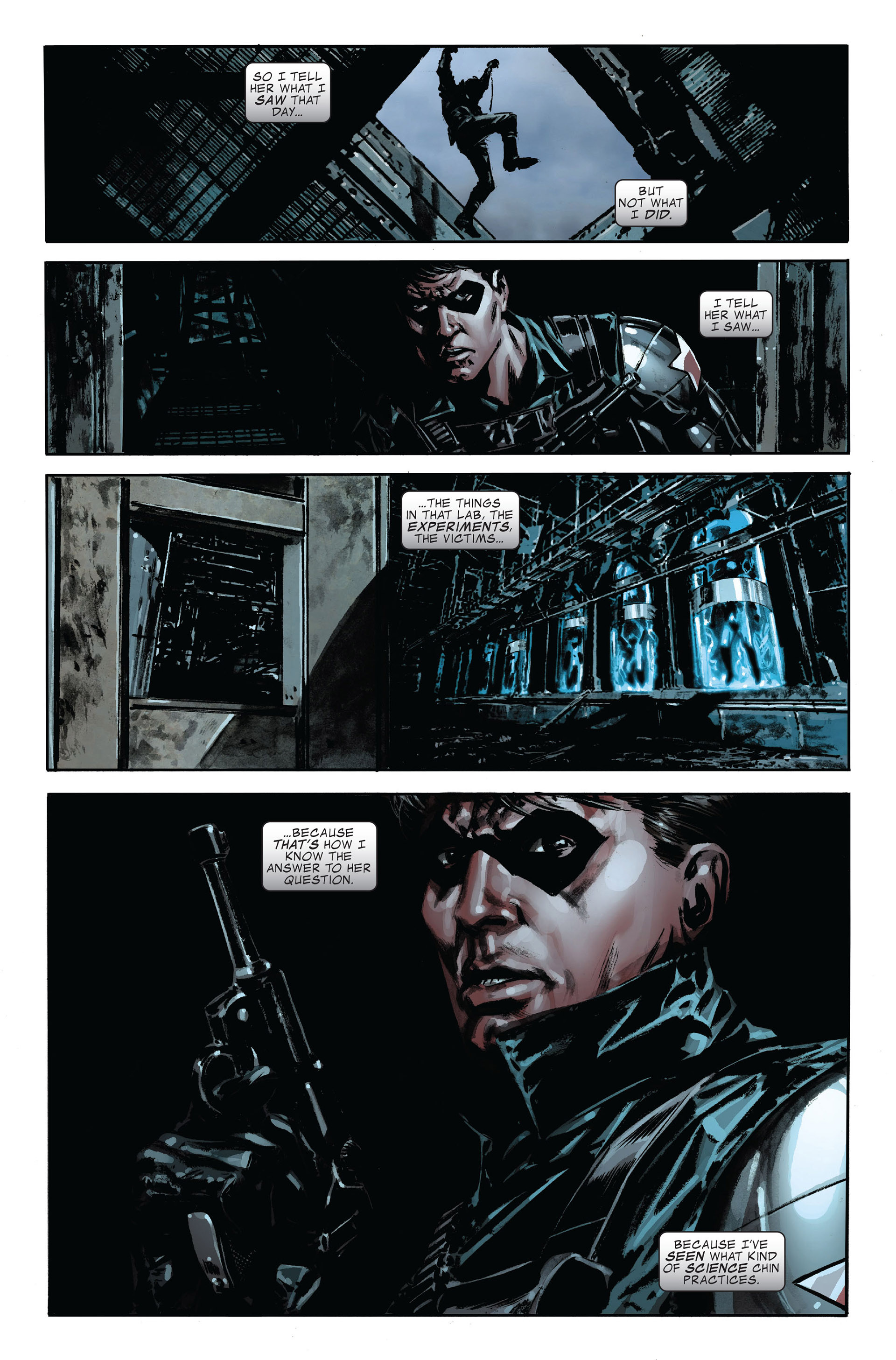 Captain America (2005) Issue #45 #45 - English 23