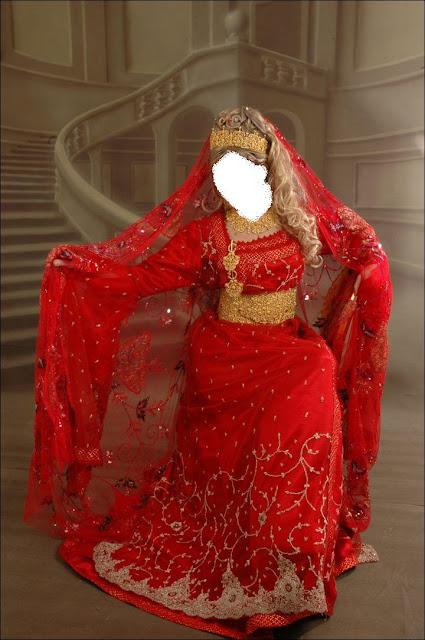تصديرات العروس الجزائرية بالصور صيف 2014 VT358039