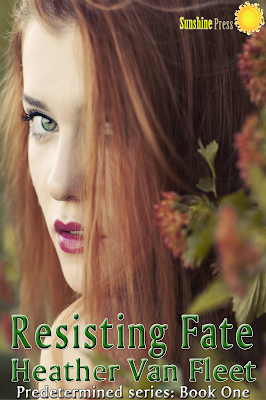 Release Day Blitz: Resisting Fate by Heather Van Fleet {Excerpt + Giveaway}