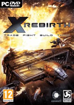 X REBIRTH PC GAME COVER