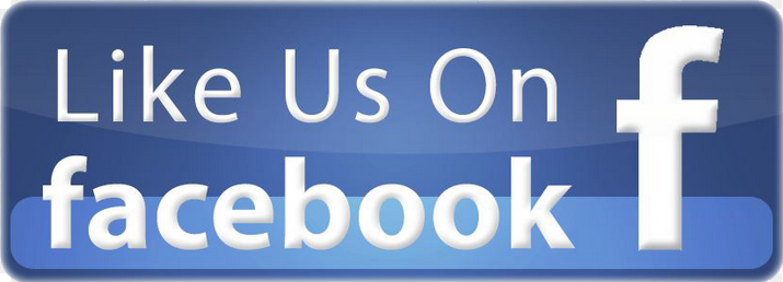 """Like"" us on Facebook for all the latest news and announcements"