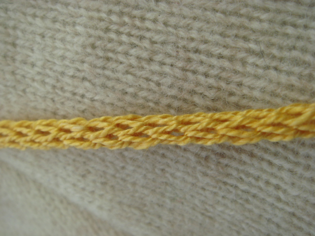 French Knitting Machine : Extreme knitting redhead marathon training pottery