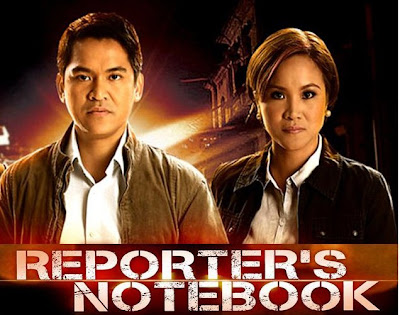 Reporter Notebook GMA Pinoy TV