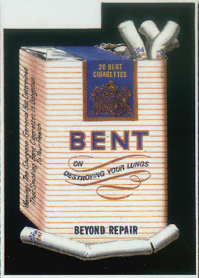 Bent Cigarettes
