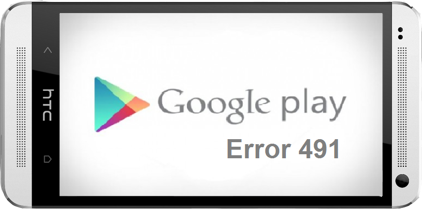 Google play error logo