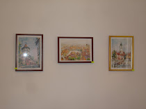 Tablouri reproduceri acuarele - Watercolor paintings (replicas)