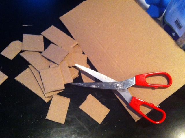 cardboard worm bin bedding