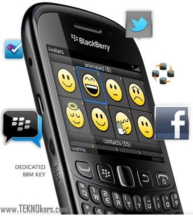 Apa Sih Kelebihan Dan Kelemahan BlackBerry Curve 9220
