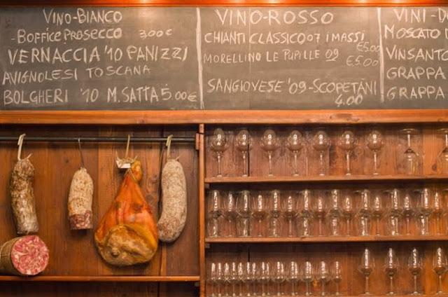 Florencia, Caffé Italiano