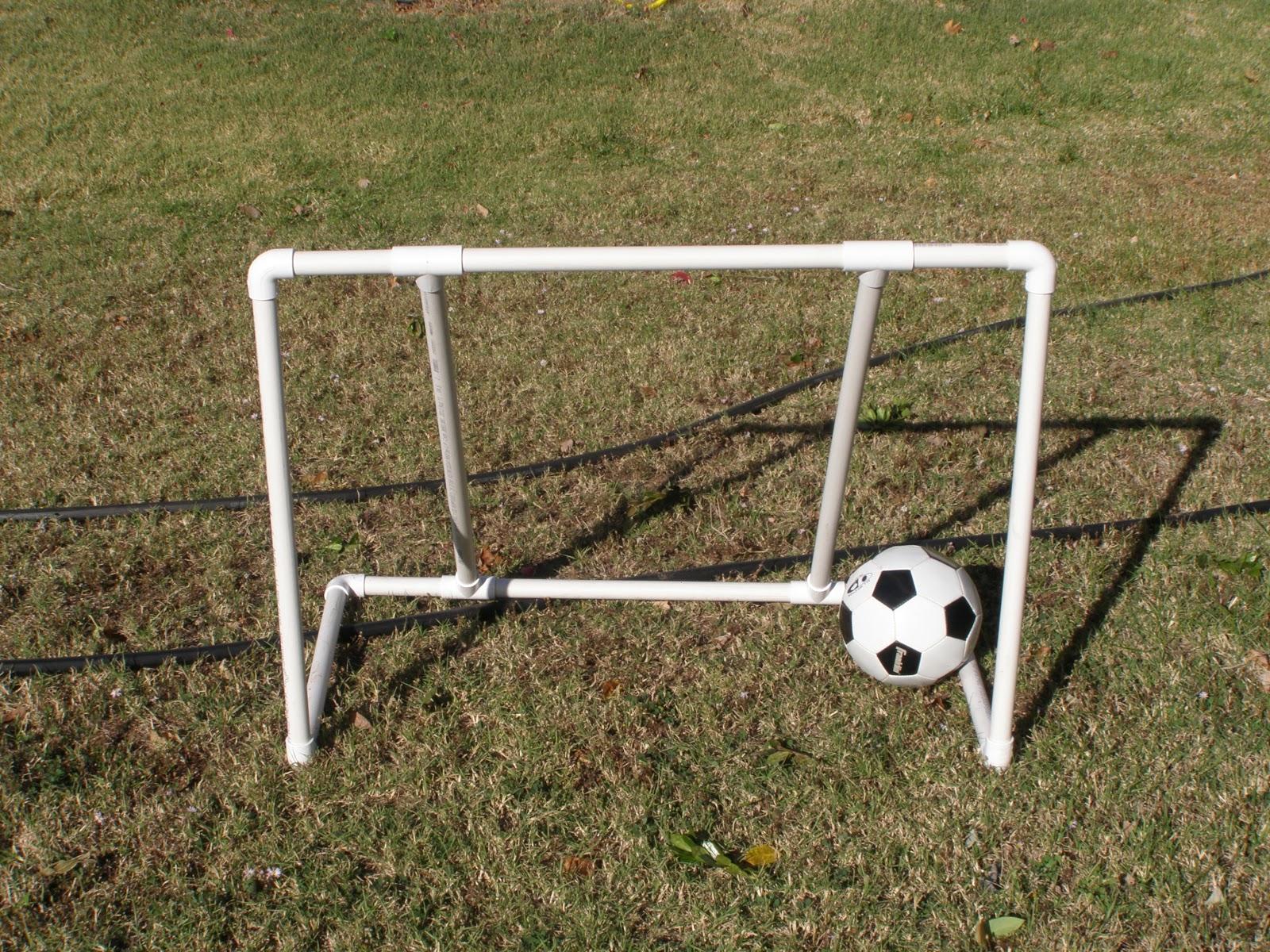 just folk art pvc soccer goal net